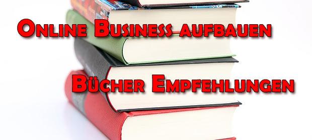Online Business aufbauen Bücher