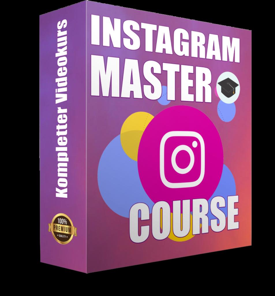 Instagram Master Course - mehr Follower